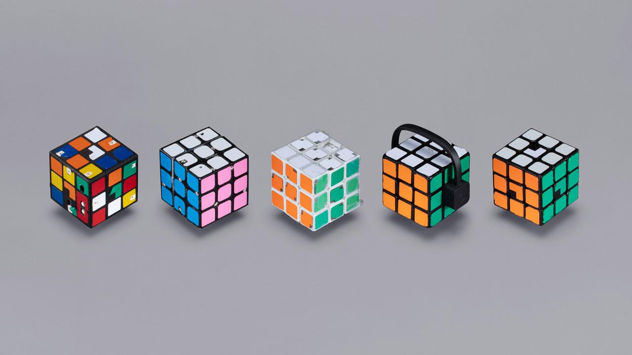 Prototype cubes